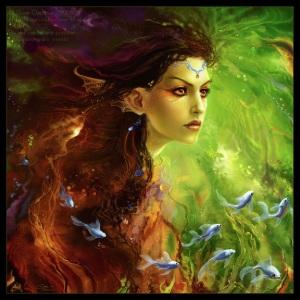 Pintura de Diane Ozdamar