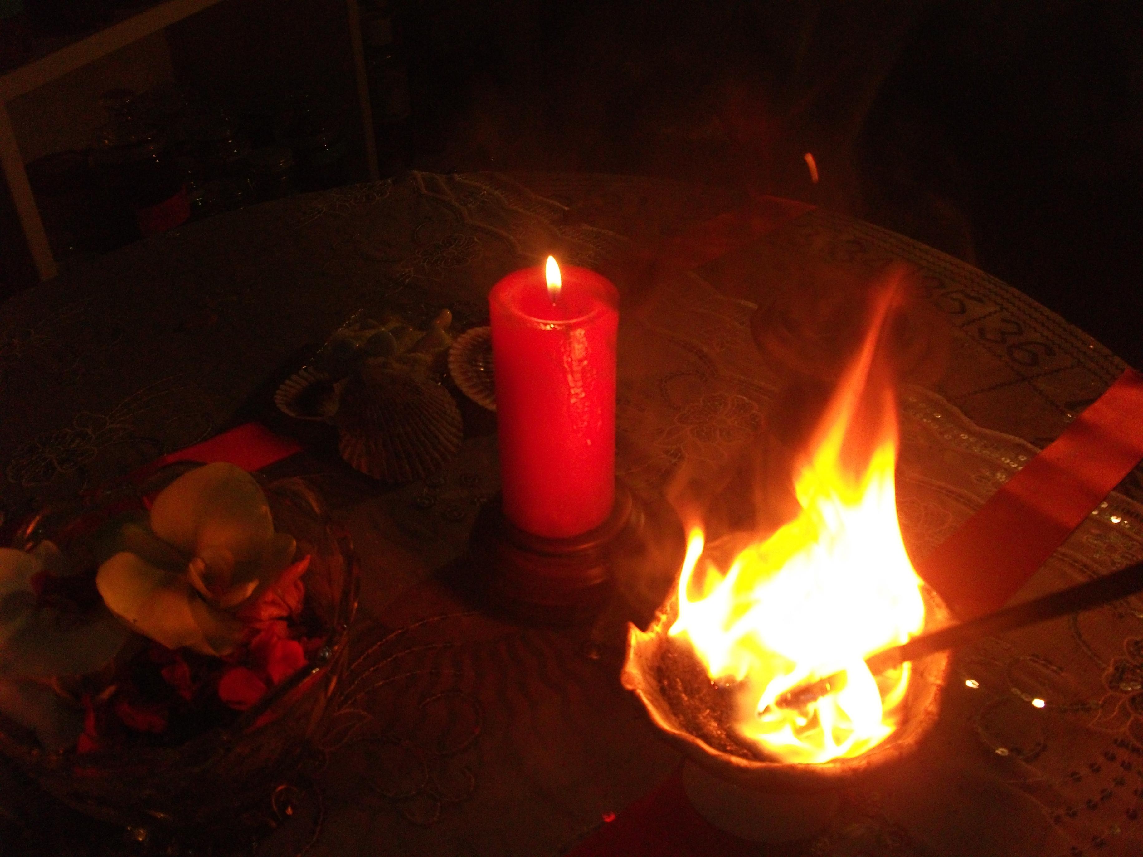 ritual solsticio de verano ritual de san juan 2012