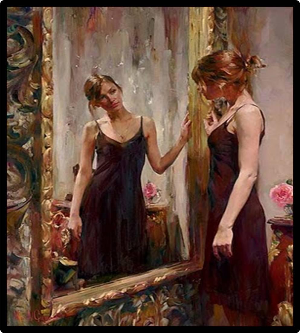 La magia de los espejos espejos magicos leyenda de los - Espejos para rebotar el mal ...