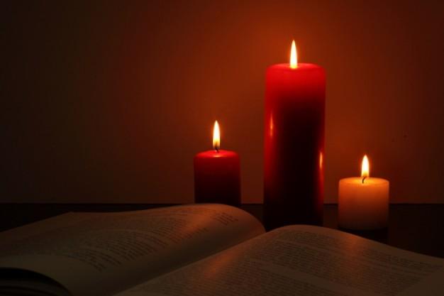 Las velas de los dias de la semana cosas de meiga - Libreria de luces ...