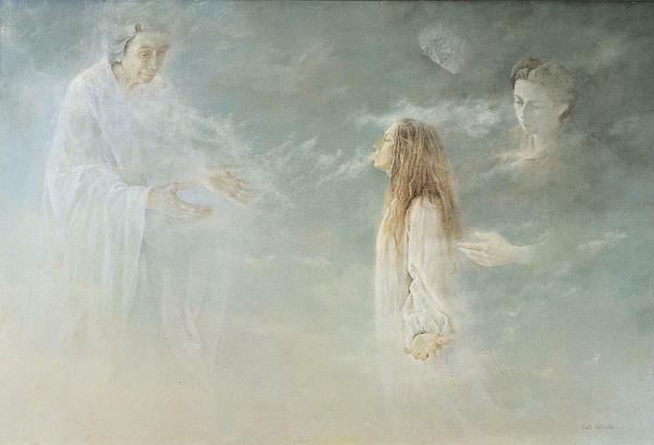 Resultado de imagen para fantasma en la iglesia