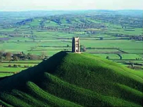 El laberinto mas importante de la historia es el de Glastonbury