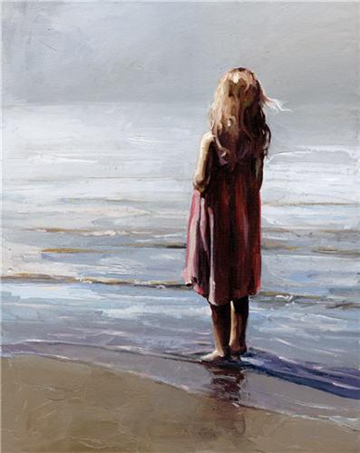 El mar se lleva el dolor y la angustia