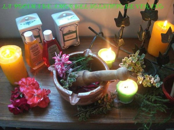 ritual de amor