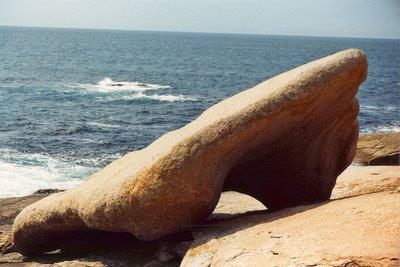 a pedra de ab abalar