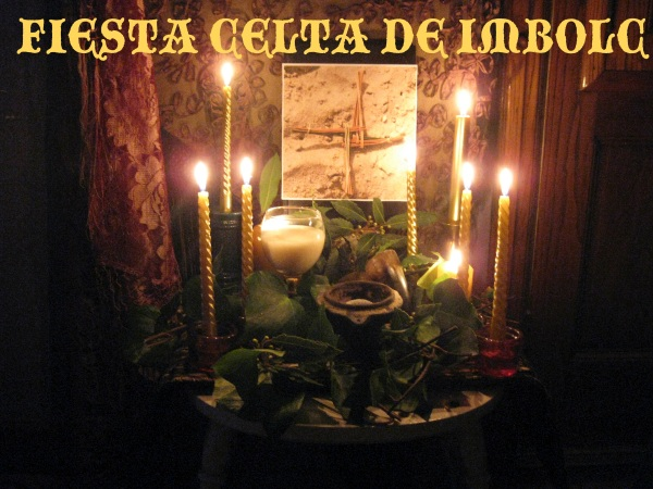 La fiesta Celta de la Iniciacion