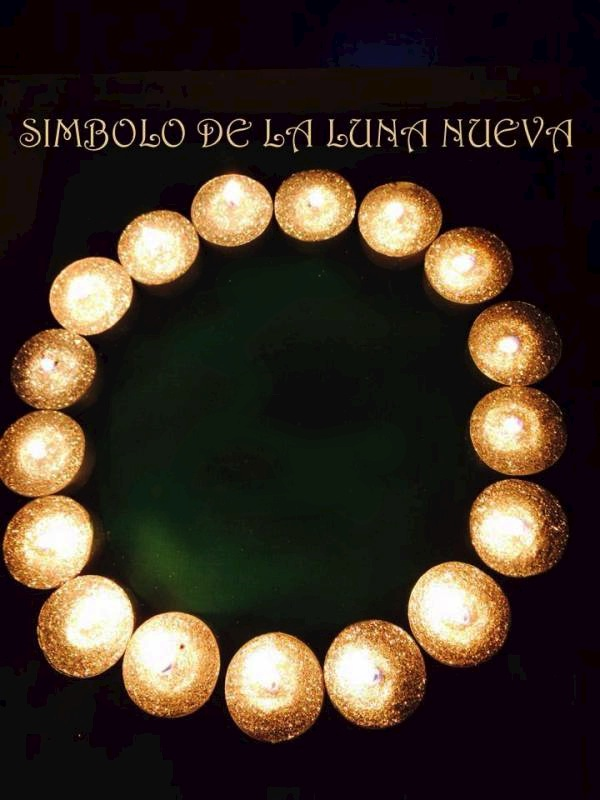 SIMBOLO DE LA LUNA NUEVA