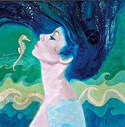 Tradición Celta - La leyenda del caballito de Mar