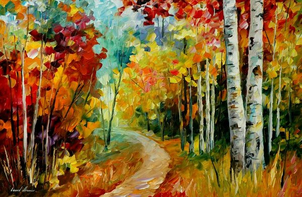 Leonid-afremov-white-birches (1)