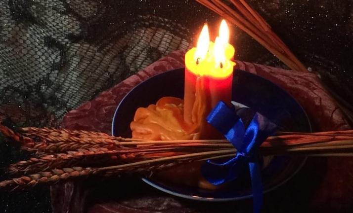 Las espigas de trigo, el simbolo mas importante de la fiesta de Lammas