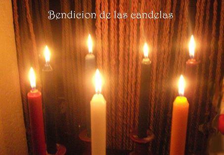 Bendición de las candelas