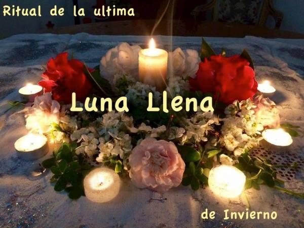 Ritual de la Ultima Luna Llena