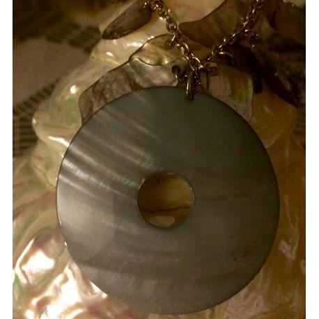 Amuleto Nacar de Proteccion