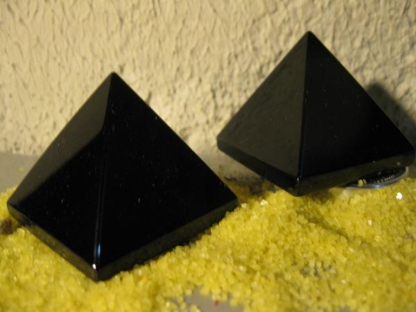 Piramide para deshacerse de enemigos